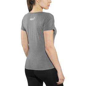 inov-8 AT/C Dri Release T-shirt Dames, dark grey